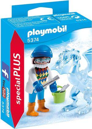 PLAYMOBIL SPECIAL HIELO 5374