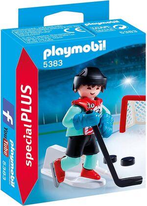 PLAYMOBIL SPECIAL PLUS 5383 HOCKEY