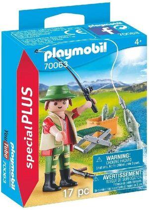 PLAYMOBIL SPECIAL PLUS 70063 PESCADOR