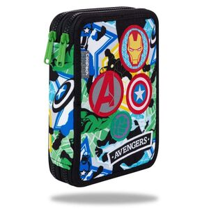 PLUMIER DOBLE COOLPACK AVENGERS