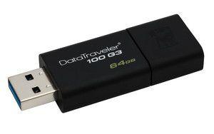 MEMORIA USB KINGSTON 64GB
