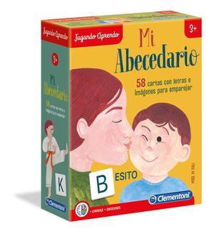 APRENDO EL ALFABETO