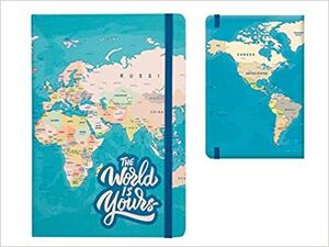 CUADERNO BLUE MAPS A5 ITOTAL
