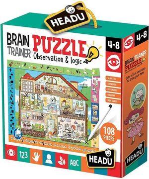 BRAIN-TRAINER PUZZLE