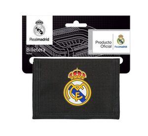 BILLETERA REAL MADRID 1902 12,5X9,5CM