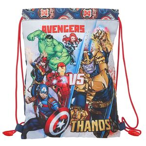 SACO PLANO JUNIOR AVENGERS HEROES VS THANOS