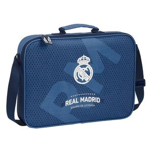 CARTERA EXTRAESCOLARES REAL MADRID CORPORATIVA 38X28X6CM