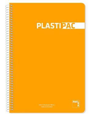 BLOC CUADRO 4MM CUARTO PLASTIPAC PACSA