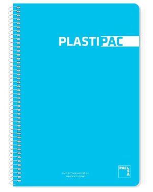 BLOC PAUTA 3,5MM CUARTO PLASTIPAC PACSA