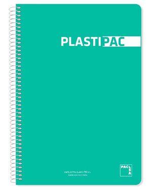 BLOC CUARTO PLASTIPAC PACSA LISO