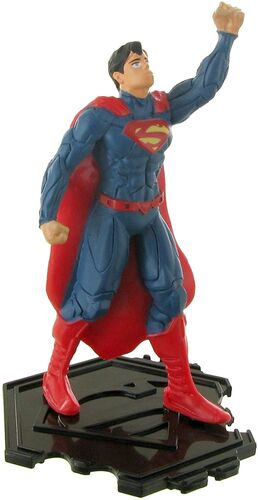 FIGURA COMANSI DC COMIC SUPERMAN VUELO