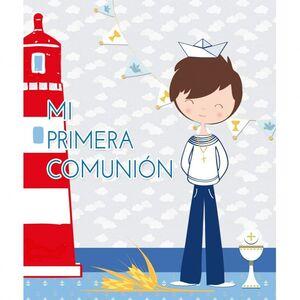 LIBRO COMUNION MARINERO