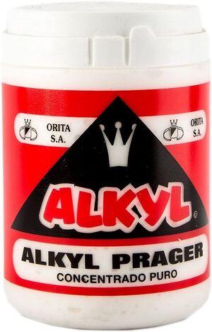 BOTE PEGAMENTO COLA BLANCA ALKYL PRAGER 250G