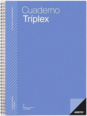 BLOC TRIPLEX ADDITIO PLAN DE CURSO EVALUACION AGEN