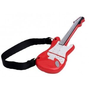 MEMORIA USB PENDRIVE GUITARRA RED ONE 16GB GLOBAMAS