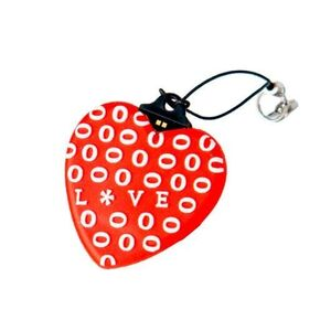 MEMORIA USB PENDRIVE CORAZON ROJO LOVE 32GB