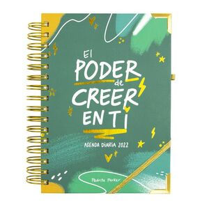 AGENDA ANUAL 2022 D/P PEDRITA PARKER