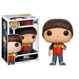 FIGURA POP STRANGER THINGS WILL