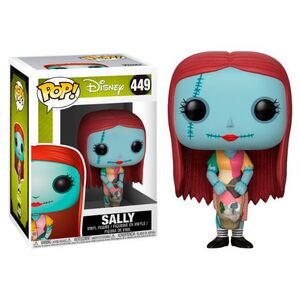 FUNKO POP DISNEY PESADILLA ANTES DE NAVIDAD SALLY WITH BASKET