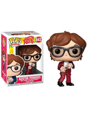 FUNKO POP AUSTIN POWERS AUSTIN STRIPED EXCLUSIVE