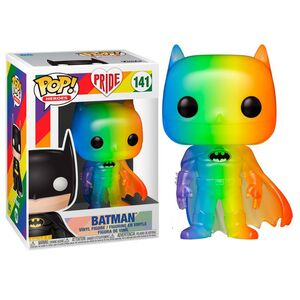 FUNKO POP PRIDE 2020 DC BATMAN RAINBOW