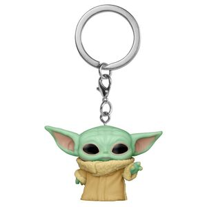 LLAVERO POCKET POP STAR WARS THE MANDALORIAN YODA THE CHILD