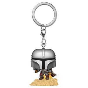 LLAVERO POCKET POP STAR WARS THE MANDALORIAN - THE MANDALORIAN