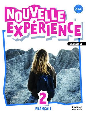 EXPERIENCE NOUVELLE 2. LIVRE D'EXERCICES