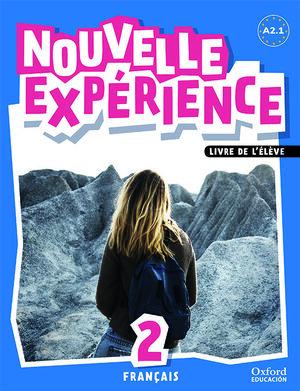 EXPERIENCE NOUVELLE 2. PACK LIVRE DE L'ELEVE