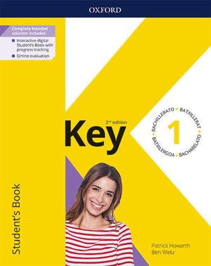 KEY 1 SB 2ED