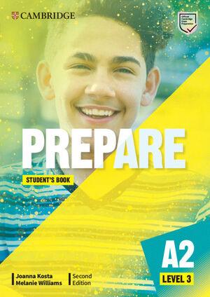 PREPARE SECOND EDITION. STUDENT'S BOOK. LEVEL 3