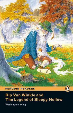 PENGUIN READERS 1: RIP VAN WINKLE AND THE LEGEND OF SLEEPY HOLLOW BOOK & CD PACK