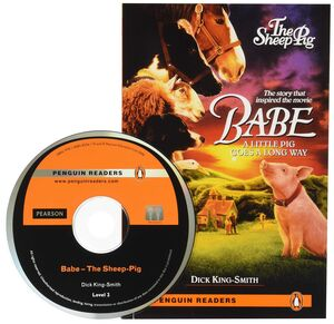 PEARSON ENGLISH READER PLPR2:BABE-SHEEP PIG, THE BOOK AND MP3 PACK