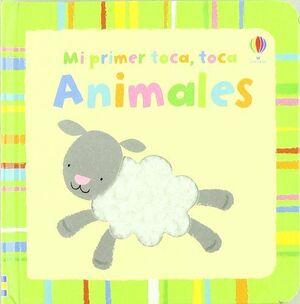 MI PRIMER TOCA TOCA ANIMALES