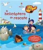 EL HELICOPTERO DE RESCATE