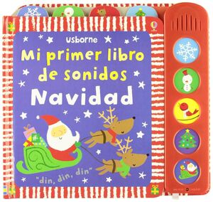 MI PRIMER LIBRO DE SONIDOS NAVIDAD