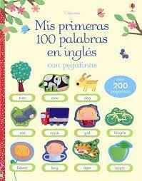 MIS PRIMERAS 100 PALABRAS INGLES