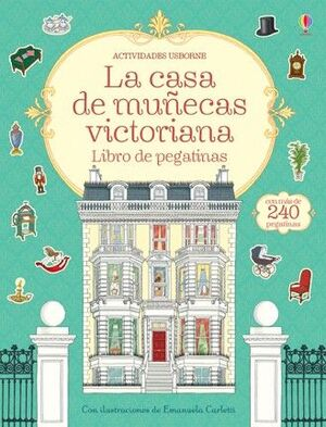 MI CASITA DE MUÑECAS VICTORIANA