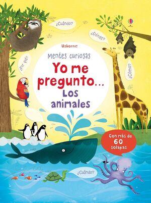 YO ME PREGUNTO... LOS ANIMALES