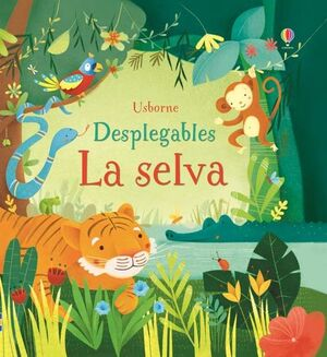 LA SELVA DESPLEGABLE