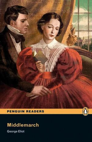 PENGUIN READERS 5: MIDDLEMARCH READER BOOK AND MP3 PACK