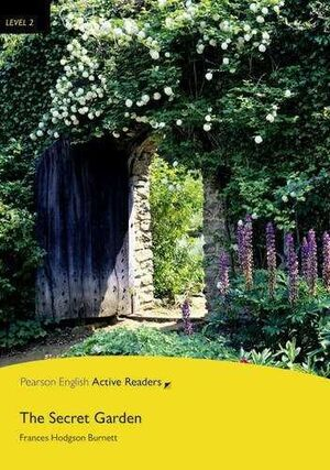 PEARSON ACTIVE READER LEVEL 2: THE SECRET GARDEN BOOK AND MULTI-ROM WITH MP3 PAC