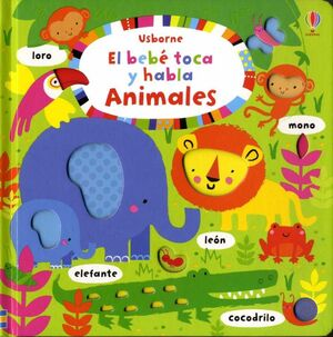 ANIMALES TOCA Y HABLA