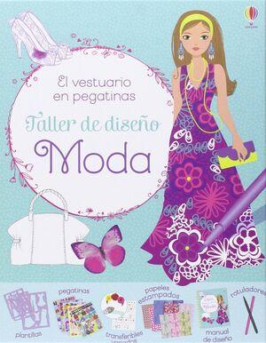 TALLER DE DISEÑO  MODA
