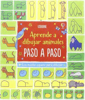 ANIMALES DIBUJA PASO A PASO