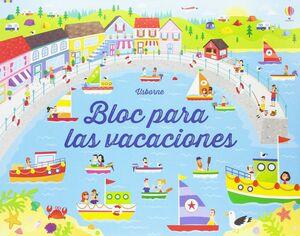 BLOC ACTIVIDADES VACACIONES