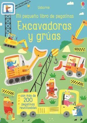 EXCAVADORAS Y GRUAS