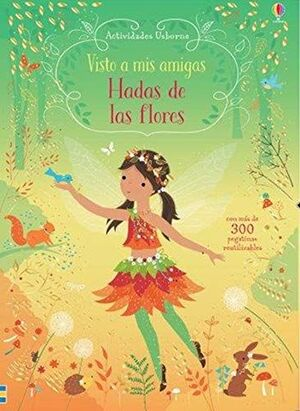 HADAS DE LAS FLORES