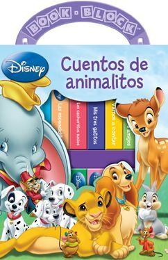 MI PRIMERA LIBRERIA BABY ANIMALS M1L