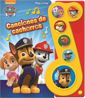 LA NOTA MUSICAL PATRULLA CANINA LMN 6B